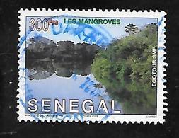 TIMBRE OBLITERE DU SENEGAL DE 2003 N° MICHEL 2004 - Senegal (1960-...)