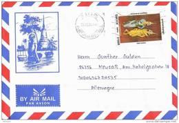 28394. Carta Aerea PHNOMPENH (Camboya) 2004. Tepmonorum Dance - Cambodia