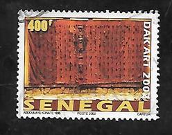 TIMBRE OBLITERE DU SENEGAL DE 2003 N° MICHEL 1988 - Senegal (1960-...)