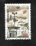 TIMBRE OBLITERE DU SENEGAL DE 2001 N° MICHEL 1933 - Senegal (1960-...)