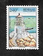 TIMBRE OBLITERE DU SENEGAL DE 1998 N° MICHEL 1570 - Senegal (1960-...)