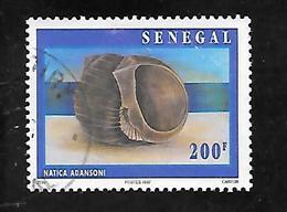 TIMBRE OBLITERE DU SENEGAL DE 1997 N° MICHEL 1492 - Senegal (1960-...)