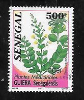 TIMBRE OBLITERE DU SENEGAL DE 2001 N° MICHEL 1937 - Senegal (1960-...)