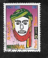 TIMBRE OBLITERE DU SENEGAL DE 2001 N° MICHEL 1917 - Senegal (1960-...)