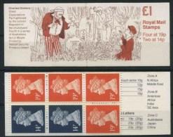 1988 Gran Bretagna, FH16 Libretto Charles Dickens , Francobolli Nuovi (**) - Libretti