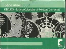 Serie PROOF 2001 Portugal Last Serie - Portugal