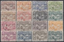 PORTUGAL 1923 Nº 257/72 USADO - 1910-... Republik