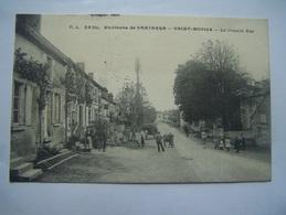 M6--------sancerre  Saint Bouize La Grande Rue - Sancerre