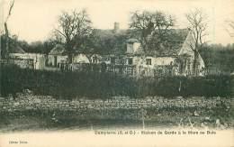 78 . N°37982.dampierre.maison De Garde A La Mare Au Buis - Dampierre En Yvelines