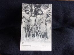 Laos. Khas Lovés ( Région D ' Attopeu ). Collection Raquez . Série E  N°5. Voir 2 Scans . - Laos