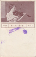 Ernestine BOUCHER ( Violon Piano )  PRIX FIXE - Artistes