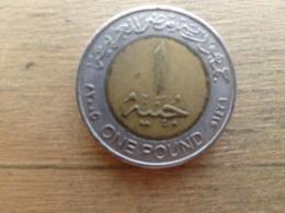 Egypte  1  Pound  2005  Km 940 - Egypt