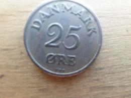 Danemark  25  Ore  1950  Km 842 - Denmark