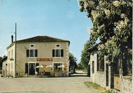 CPSM Milhaguet Hotel Bar Restaurant - France