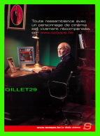 ADVERTISING - PUBLICITÉ - POLAROID EN 2002 -  BOOMERANG - - Publicité