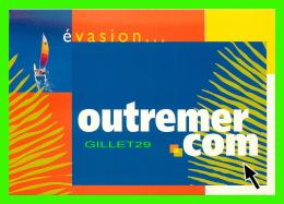 ADVERTISING - PUBLICITÉ - ÉVASION... OUTREMER.COM - - Publicité