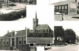 72811736 Hoogwoud Freibad Gebaeude Kirche Strassenpartie - Niederlande
