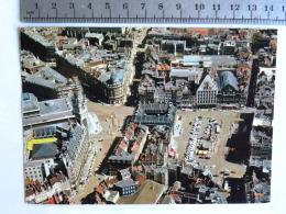 CP (59) Nord - LILLE - Vue De La Grande Place Et De La Place Du Théâtre - Lille