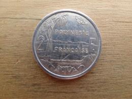 Polynesie Francaise  2  Francs  2003  Km 10 - French Polynesia