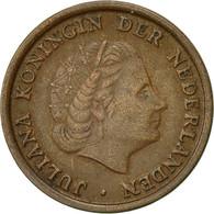 Monnaie, Pays-Bas, Juliana, Cent, 1952, TTB, Bronze, KM:180 - [ 3] 1815-… : Kingdom Of The Netherlands