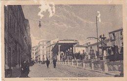 CATANZARO  /  Corso Vittorio Emanuele _  Viaggiata 1925 - Catanzaro