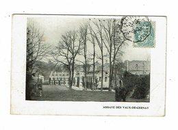Cpa Abbaye De VAUX DE CERNAY - Vaux De Cernay