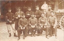 ¤¤   -  VERSAILLES   -   Carte-Photo Militaire   -   Le 1er Génie   -  ¤¤ - Versailles