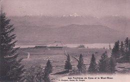 Chalet D'Alpage, Les Fruitières De Nyon (Charnaux 6453) - VD Vaud