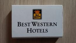 Zündholzschachtel Mit Hotel-Werbung (Best Western) (Deutschland) - Zündholzschachteln
