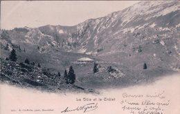 Chalet De La Dôle (133 C) - VD Vaud