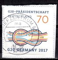 D+ Deutschland 2017 Mi 3291 G20-Päsidentschaft - [7] Federal Republic