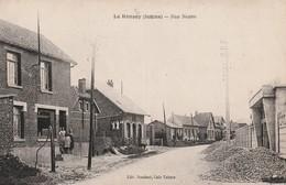 80 Le Ronssoy. Rue Neuve - France