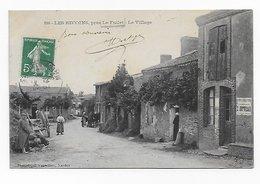 Lotmma CPA 49 Les Recoins Près Le Fuilet Le Village Port Simple Gratuit - France