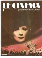 Le Cinéma Revue N°6 De 1982 Le Cinéma Allemand  Ed. Atlas Le Cinéma Grande Histoire Illustrée Du 7 ème Art - Cinema
