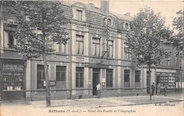 ¤¤  -  BETHUME   -  Hôtel Des Postes Et Télégraphes    -  ¤¤ - Bethune