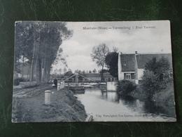 Moerbeke - Waas  Terwestbrug          ( 2 Scans ) - Moerbeke-Waas