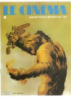 Le Cinéma Revue N°9 De 1982 Hollywood Et Le Cinéma D'évasion  Ed. Atlas Le Cinéma Grande Histoire Illustrée Du 7 ème Art - Cinema