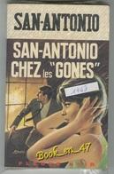 """{51956} San-Antonio """"san-antonio Chez Les """"gones"""""""" 1968. - San Antonio"""