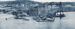83 LA SEYNE SUR MER, Chantiers De Constructions, 24x18 - Schiffe