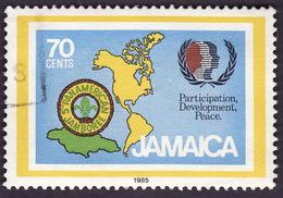 JAMAIQUE   1985  -  YT 686  - Jamboree  - Oblitéré - Jamaica (1962-...)