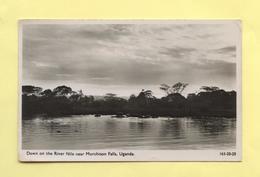 Uganda - Ouganda - Dawn On The River Nile Near Murchison Falls - Oeganda