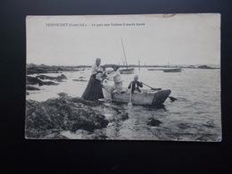 Le Parc Aux Huîtres  Pornichet (Loire Atlantique) Années 1905/20f - Fishing