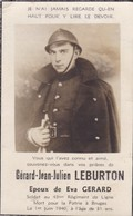 Souvenir GL De Othée Soldat Régiment Ligne Tombé à Bruges 01.06.1940 Ww2 - Documents