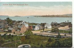 Canada Postcard - Halifax - Nova Scotia From Dartmouth Park - Ref ND1067 - Halifax