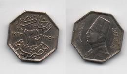 + EGYPTE + 2 1/2 MILLIEME 1933 + - Egypt