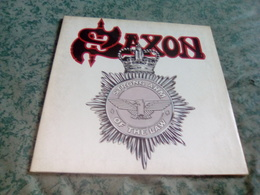 """SAXON """"Strong Arm Of The Law"""" - Hard Rock & Metal"""