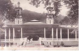 Ax Les Thermes  Terrasse Du Casino  1931 - Ax Les Thermes