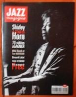 REVUE JAZZ MAGAZINE N° 442 SHIRLEY HORN PAUL DESMOND MAX ROACH BERNARD LUBAT TRèS RARE & BON ETAT - Music