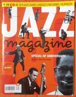 REVUE JAZZ MAGAZINE N° 443 40e ANNIVERSSAIRE GIL EVANS MILES DAVIS CHARLES MINGUS TRèS RARE & BON ETAT - Music