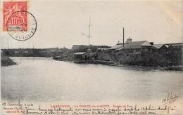 CPA Ile De La Réunion Circulé La Pointe Des Galets - Autres